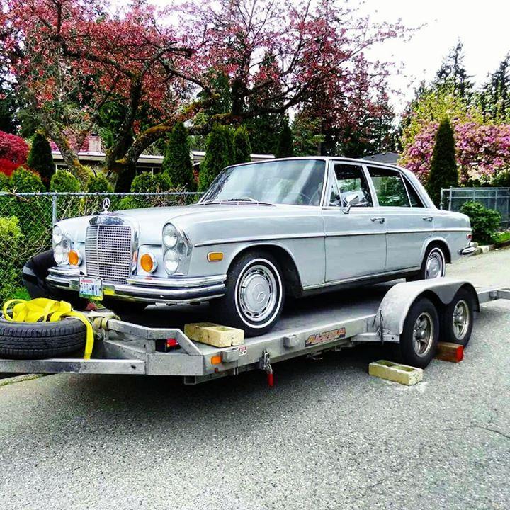 Mercedes-Benz W108 280SEL 4.5 V8