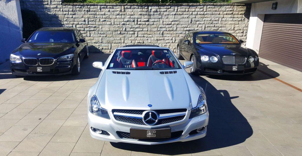 Mercedes, BMW alebo Bentley?