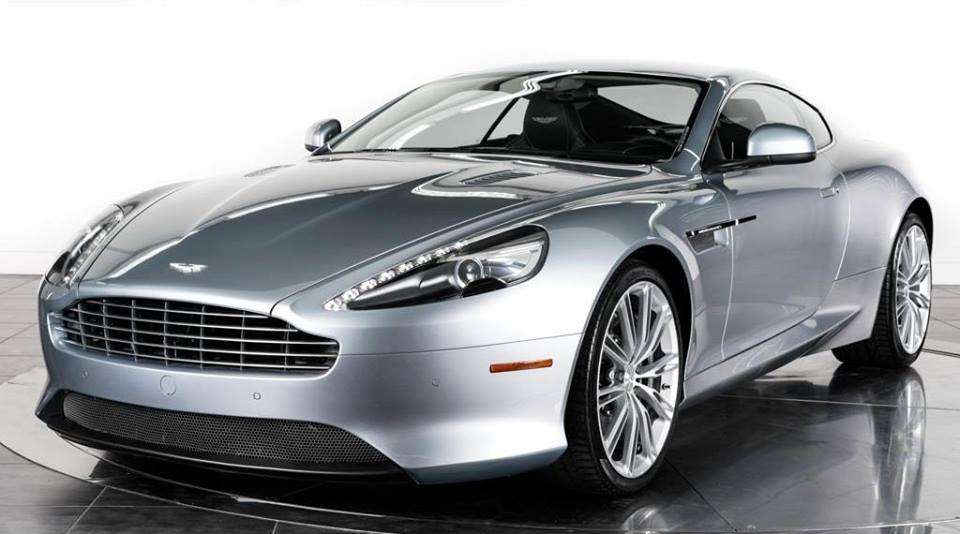 Aston Martin DB9 6.0L V12 510hp